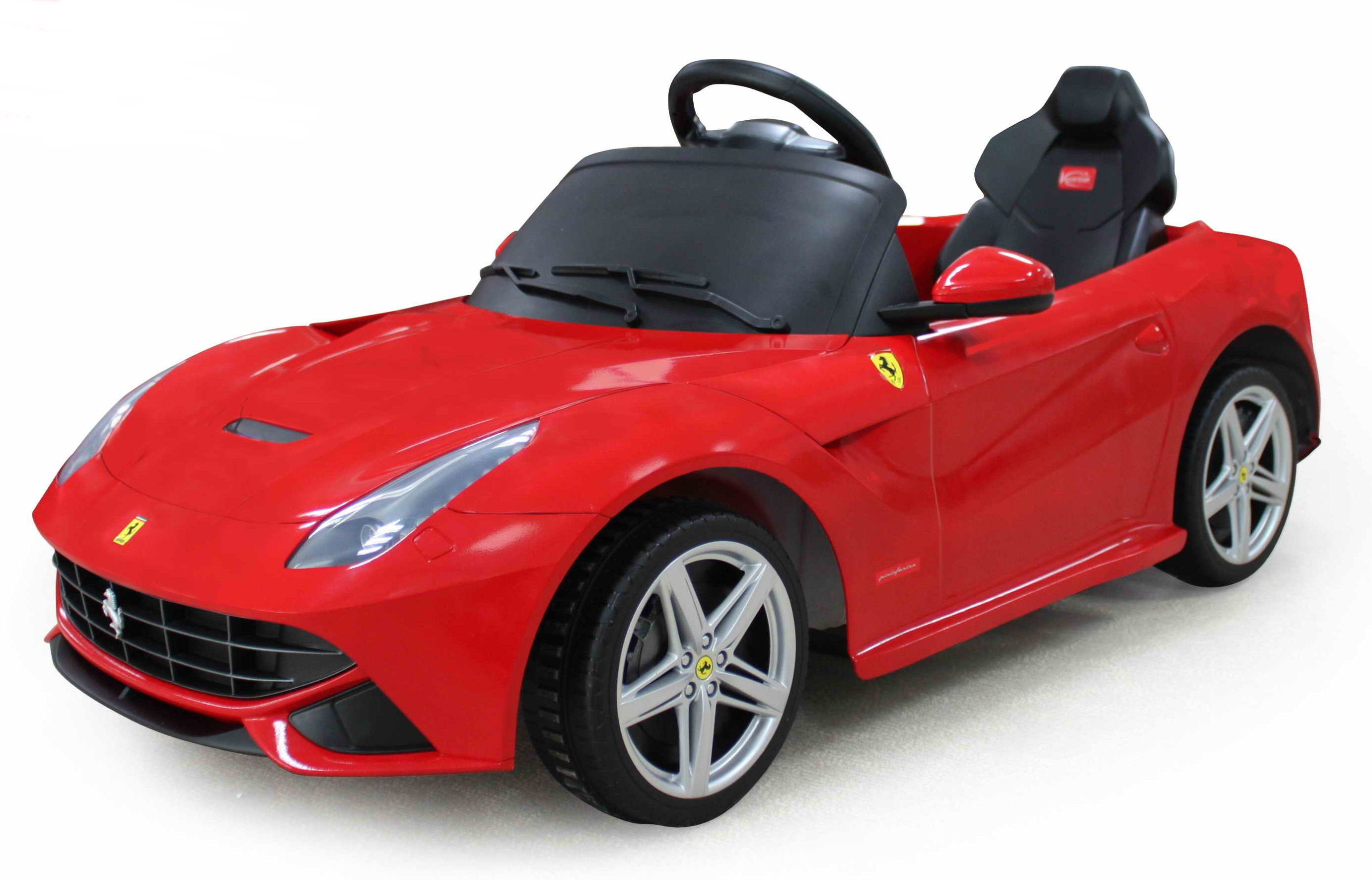 12v ferrari f12 berlinetta kinder elektro auto kinderauto online shop. Black Bedroom Furniture Sets. Home Design Ideas