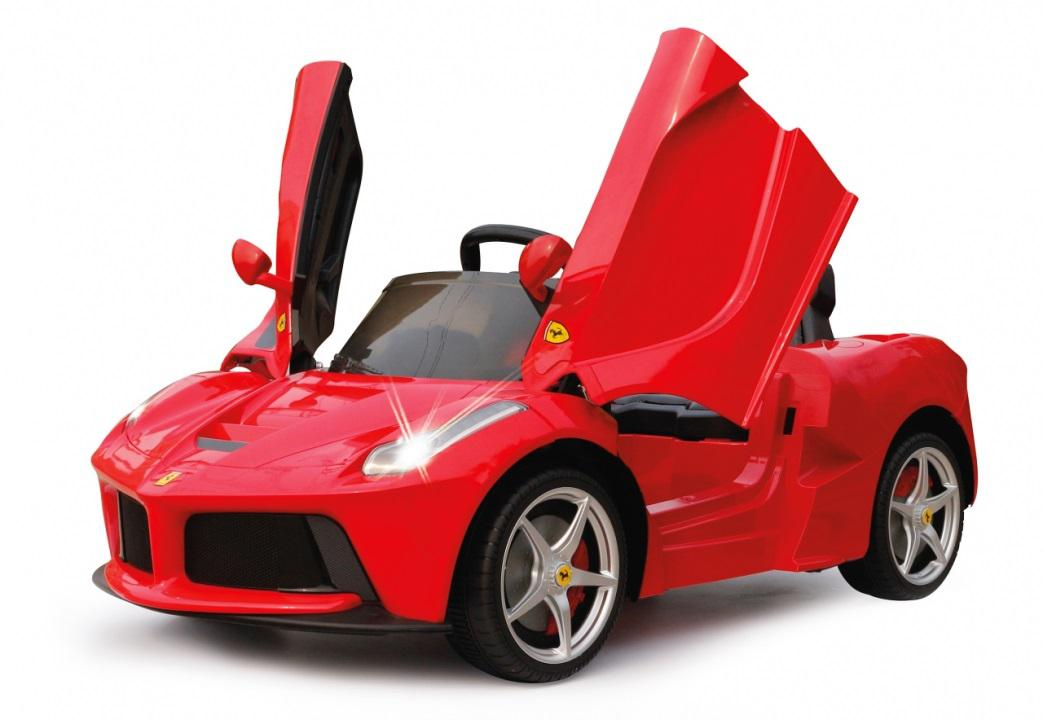 12v ferrari laferrari rot kinder elektro auto kinderauto online shop. Black Bedroom Furniture Sets. Home Design Ideas