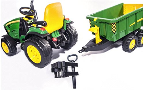 adapter f r john deere traktoren anh nger rolly toys. Black Bedroom Furniture Sets. Home Design Ideas