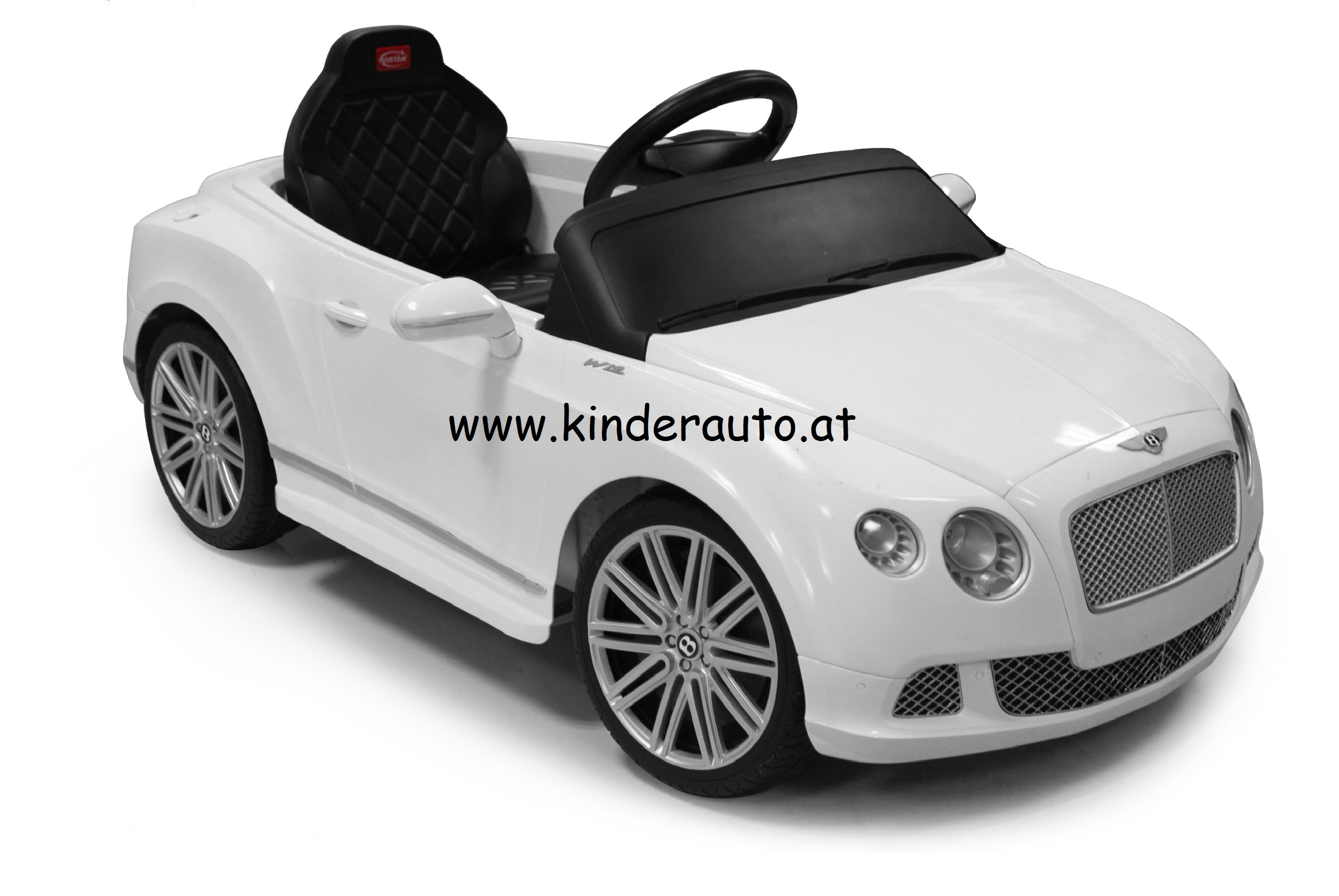 12v bentley gtc wei kinder elektro auto kinderauto online shop. Black Bedroom Furniture Sets. Home Design Ideas
