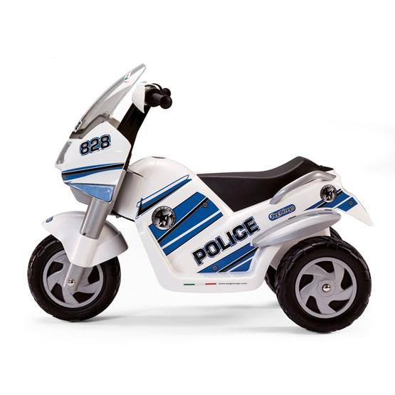 6v peg perego police raider elektro motorrad kinderauto online shop. Black Bedroom Furniture Sets. Home Design Ideas